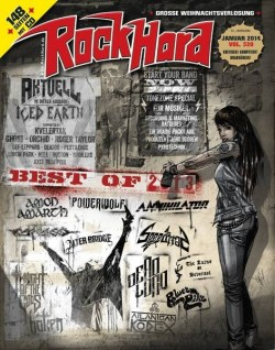 Rock Hard Vol. 320