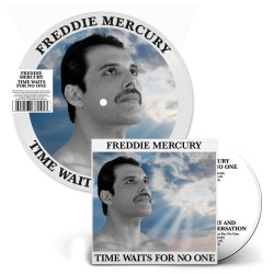 "Time Waits For No One erscheint als CD und 7"" Picture Disc"