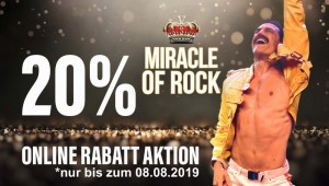 20% Aktion bei Miracle of Rock
