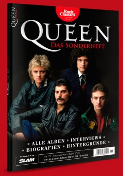 Rock Classics: Queen - Das Sonderheft