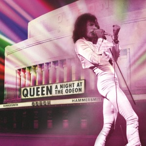 Queen: A Night At The Odeon - Hammersmith 1975 - CD Cover
