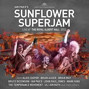 Ian Paice's Sunflower Superjam – Live At The Royal Albert Hall 2012 - CD+DVD