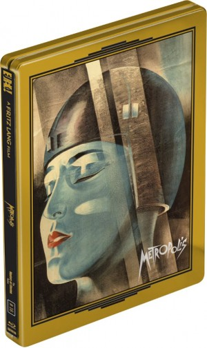 Metropolis Ultimate Collector's Edition - Packshot