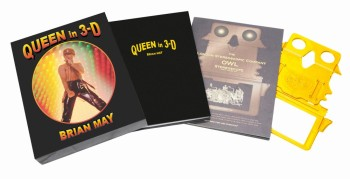 QUEEN in 3-D - Packshot