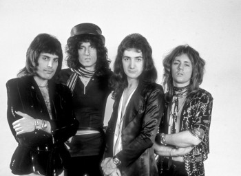Queen On Air - The Complete BBC Radio Sessions - Promofoto - Credit BBC Photo Library