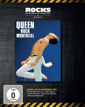 Queen: Queen Rock Montreal (ROCKS Edition) - Cover