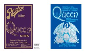 The Treasures of Queen - Tourposter - pages 16-17