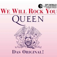 Queen: We Will Rock You / We Are The Champions