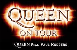 Queen + Paul Rodgers On Tour