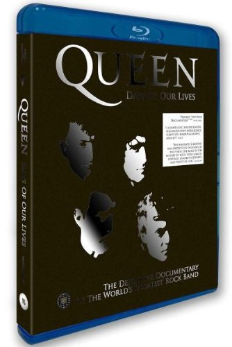 Queen: Days Of Our Lives - Blu-ray