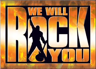 We Will Rock You - München